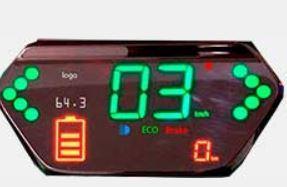 China Speedometer for Electric Bike - China Speedometer, Electric Bike
