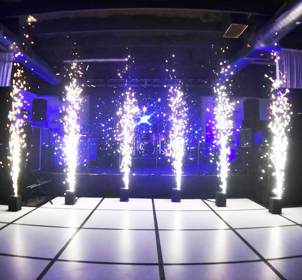 China Stage Effect Light Dmx Cold Fireworks Machine