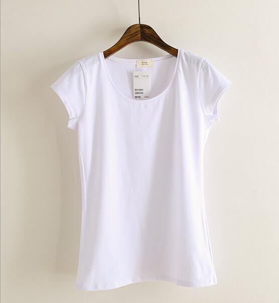 e94a554d4ac1 China Customize Personalized 100%Cotton Women Blank Tee Shirt - China Tee  Shirt, Blank Tee Shirt