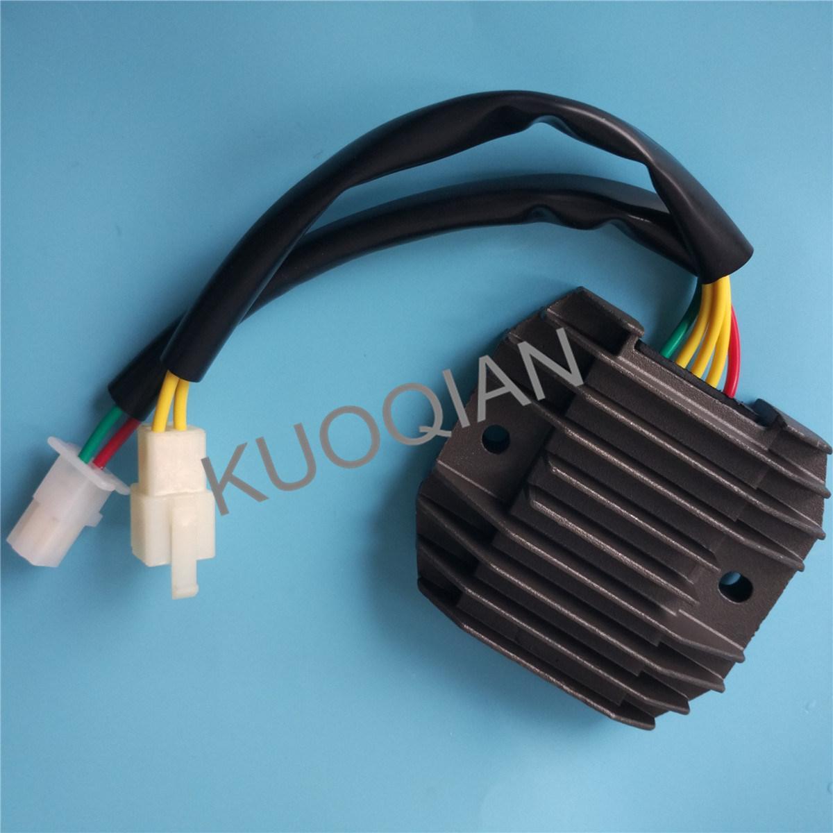 Caltric Regulator Rectifier Wiring Diagram - Electrical Wiring ...