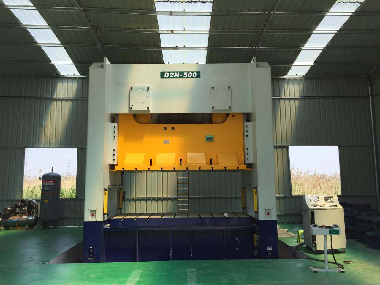 500ton H-Type Double Crank Stamping Machine