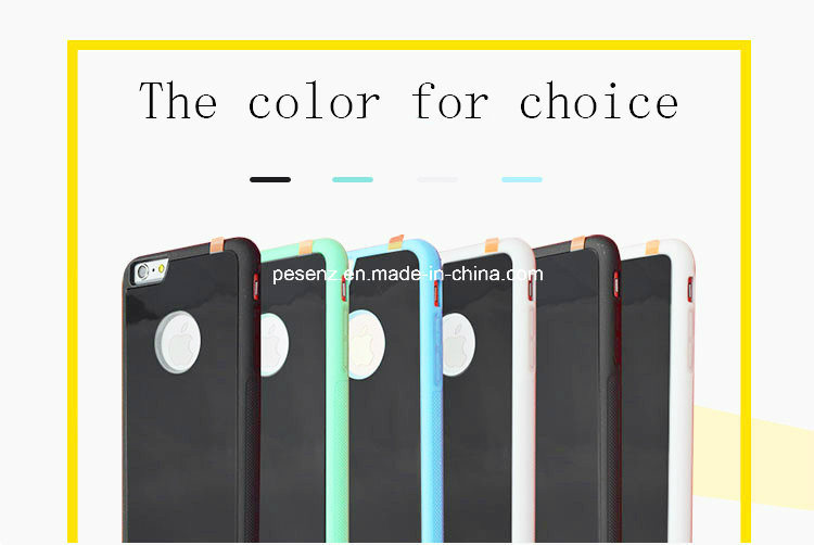 Nano Adsorption Anti-Gravity Mobile Phone Accessories Case for iPhone 7 pictures & photos