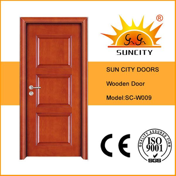 release date a27f6 16ae9 [Hot Item] Interior 3 Panel Design Plywood Wood Door (SC-W009)