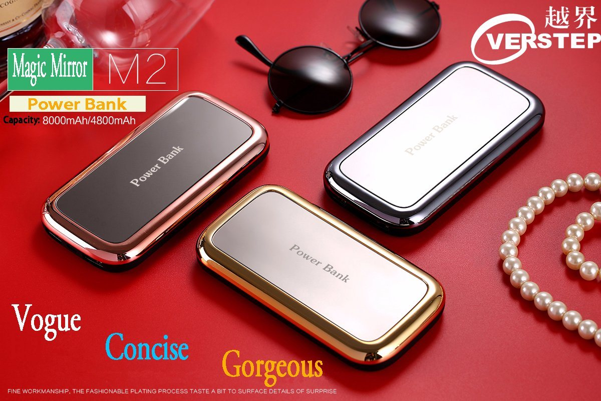 How to Buy a Fashionable Power Bank Phone Charger pictures