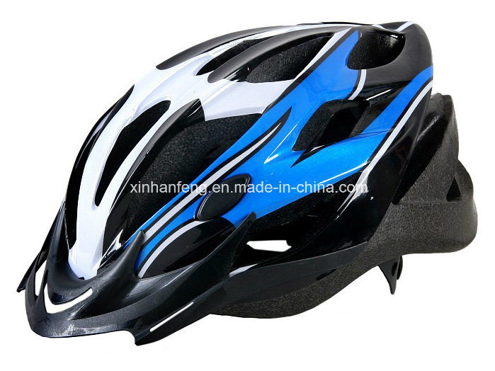 Bright Color Bicycle Racing Helmet for Adult (VHM-019)