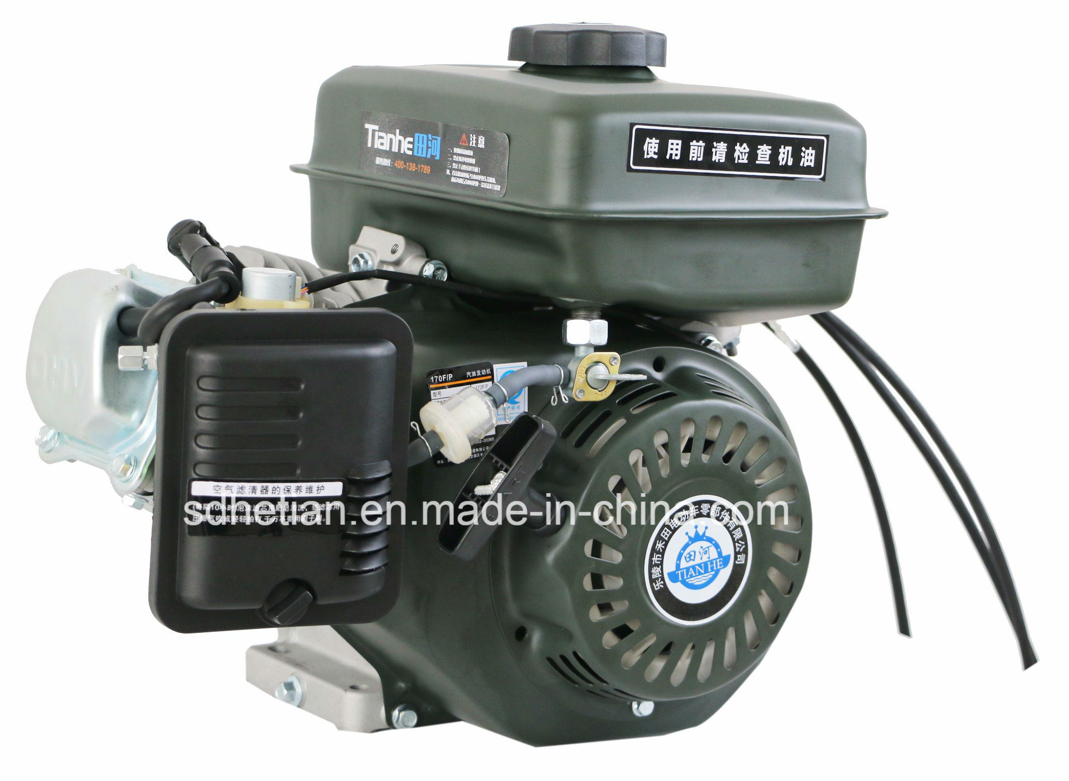China 3500w Strong Electric Car Range Extender Vehicle Gasoline Generator