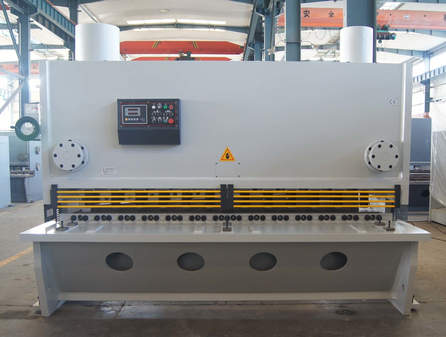 CNC Swim Beam Shearing Machine with CE Certificate