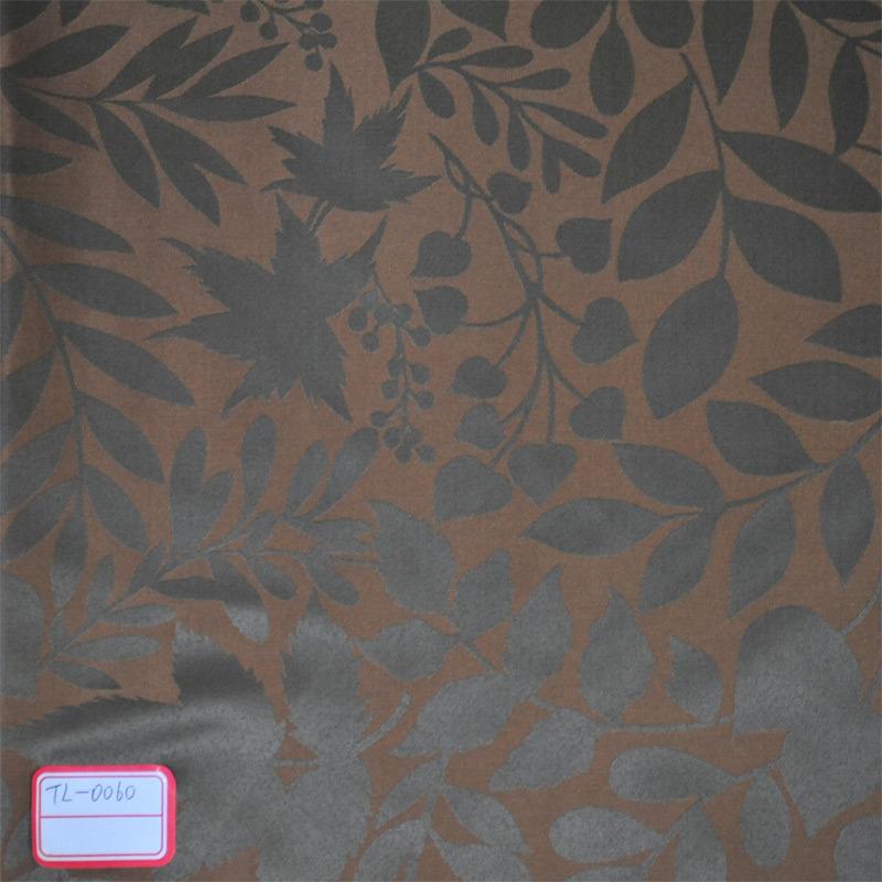 China Waterproof Flame Retardant Polyester Types Of Sofa Material