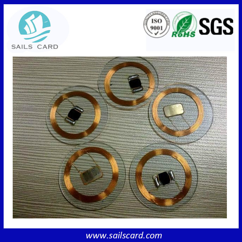 China Transparent Smart Card, Contactless RFID Business Card Photos ...