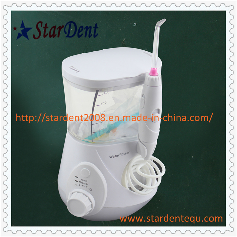 Newest Countertop Oral Irrigator Dental Water Flosser with 160psi Water Pressure pictures & photos