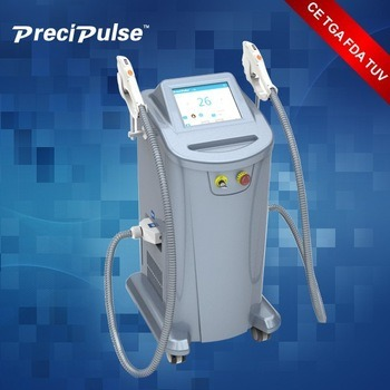 IPL Shr&E-Light Hair Removal Equipment&Machine with FDA pictures & photos