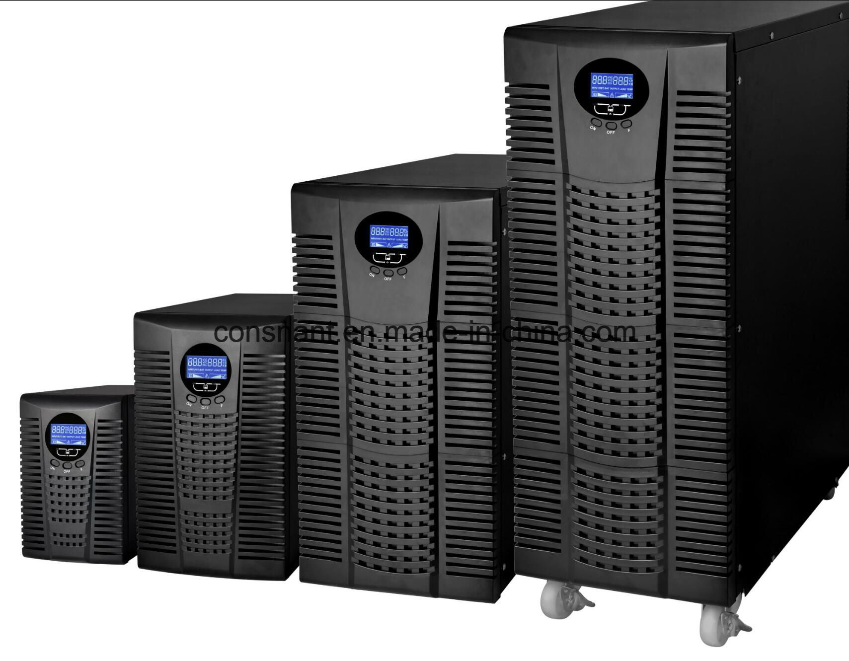 Single Phase Online UPS with 1-10kVA