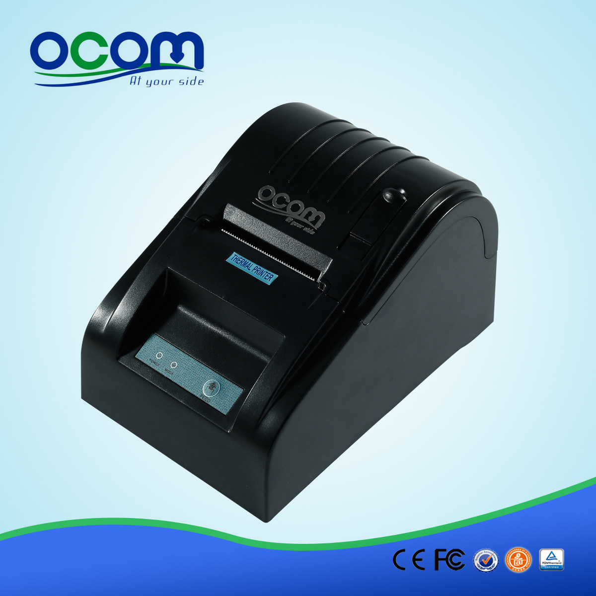 High Quality 2 Inch Thermal Receipt Printer for POS (OCPP-585) pictures & photos