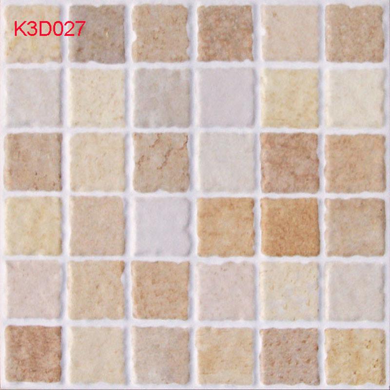 China 300x300mm Anti Slip Ceramic Flooring Tiles Design Bathroom