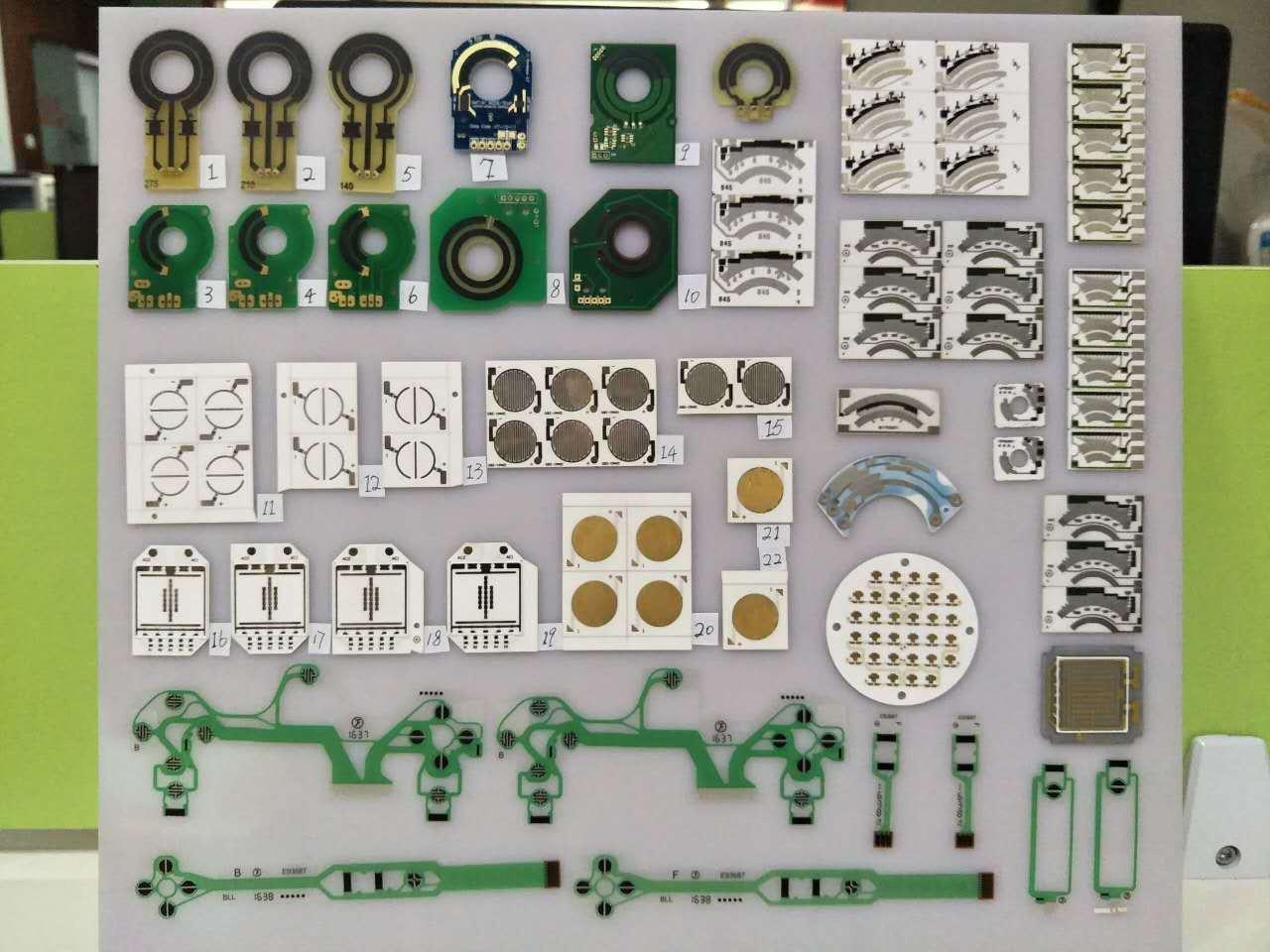 China Ceramic Circuit Board Manufacturers Custom Boards Suppliers
