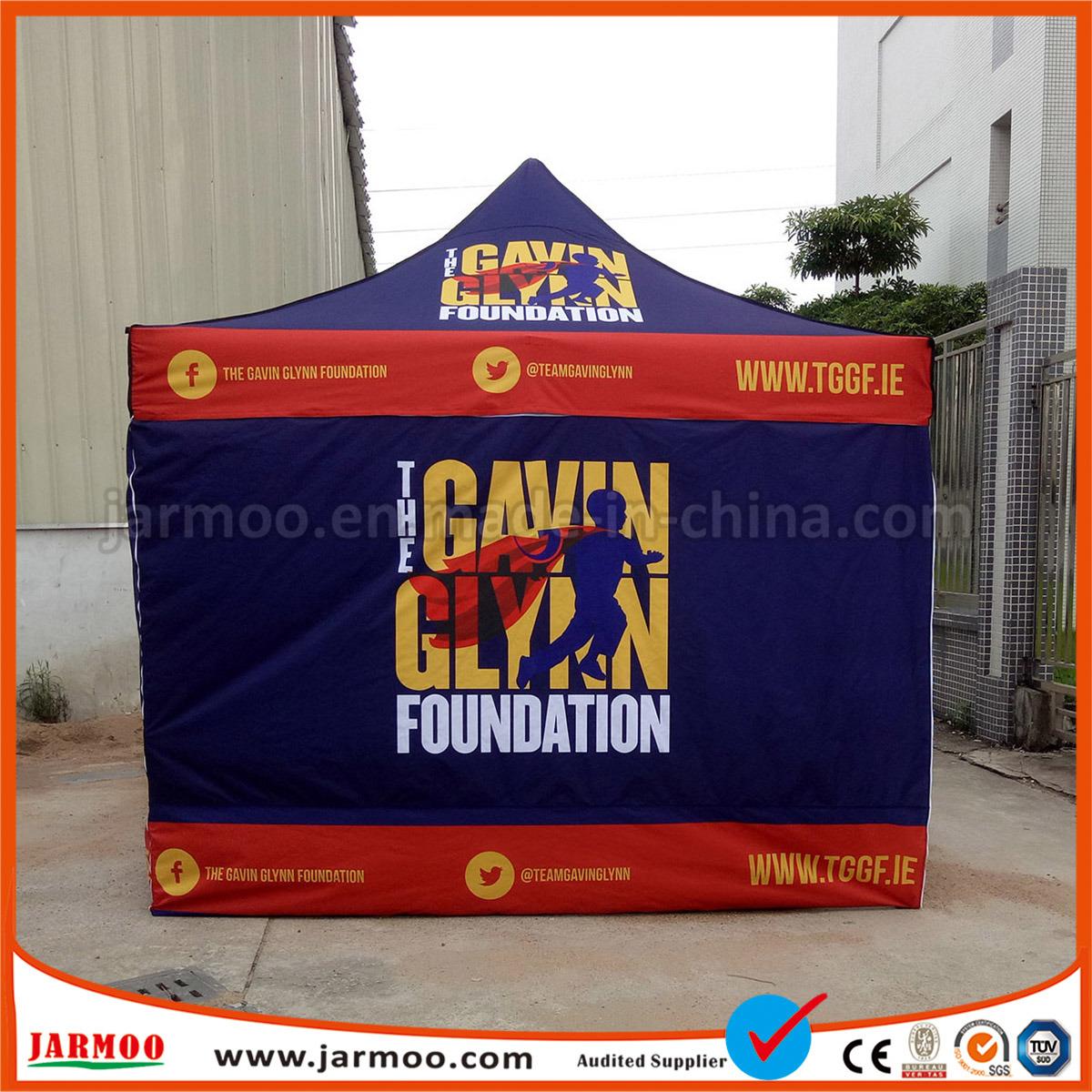 Custom Printing Pop up Advertising Fold Canopy Tent & China Custom Printing Pop up Advertising Fold Canopy Tent Photos ...