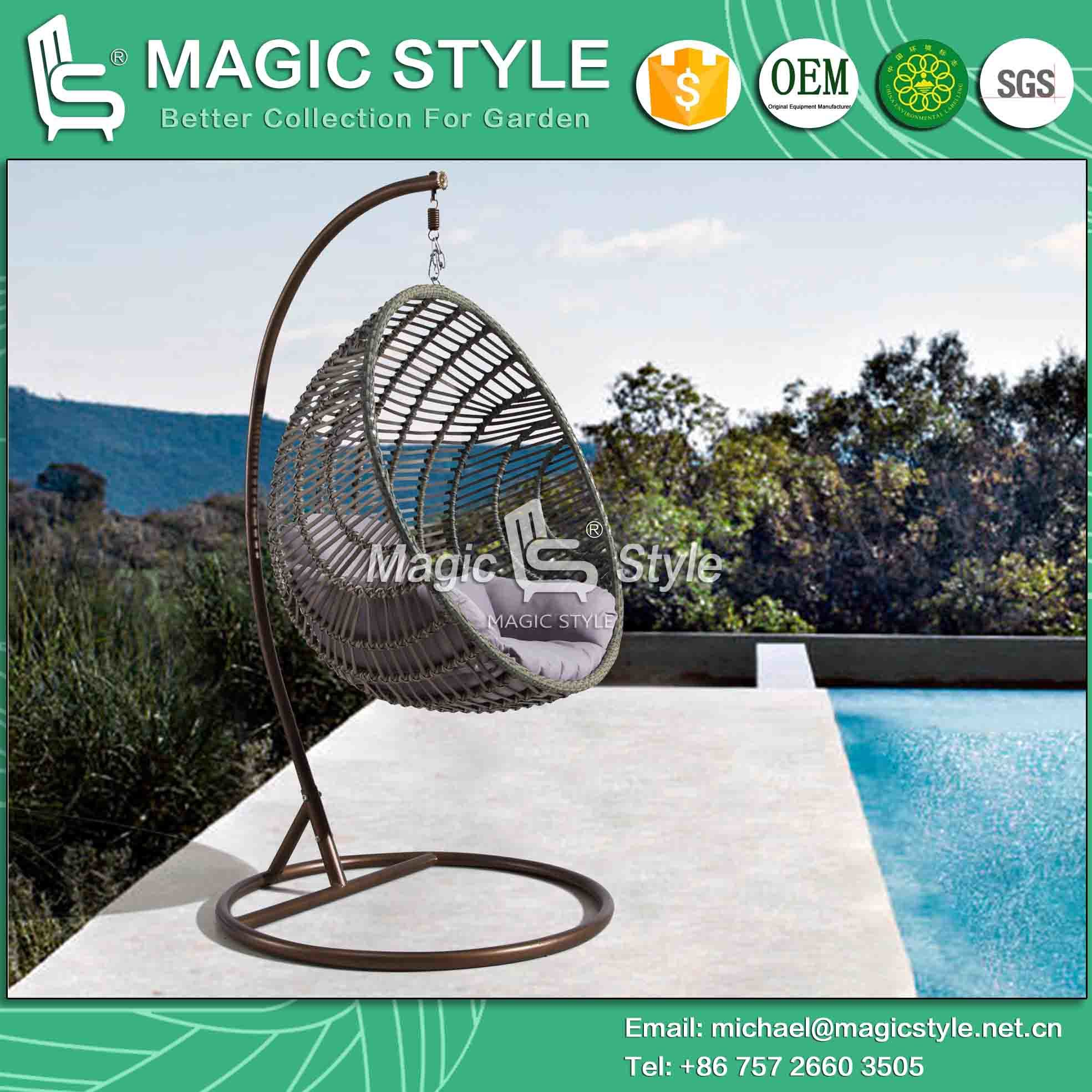 cushion outsunny covered with outdoor canopy beige lounger hammock patio chair bench seater tilt living swing