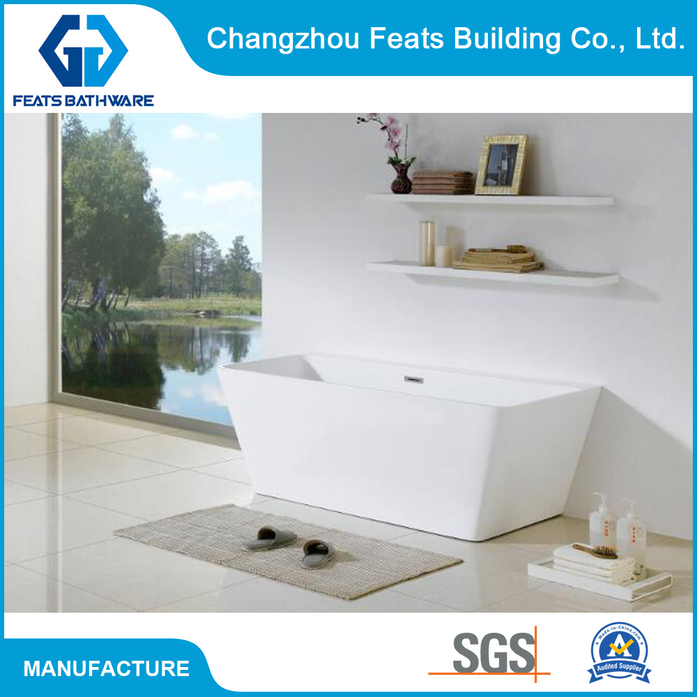 China Factory Prices Full Sizes Square Free Standing Shower Choices