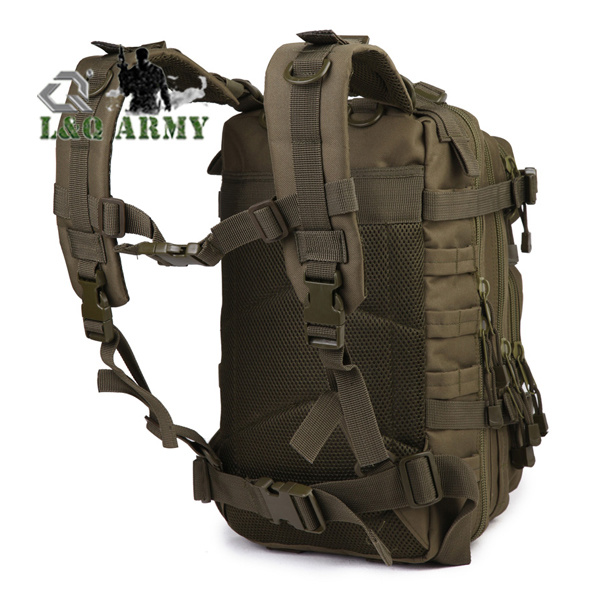 China Tactical Backpack Army Assault Pack Molle Bag out Bag Small ... a06e4cc7f9450
