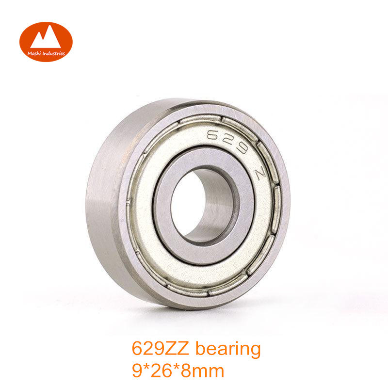 10 Ball Bearing Free Ship 606 ZZ Z 2Z 6mm Shielded