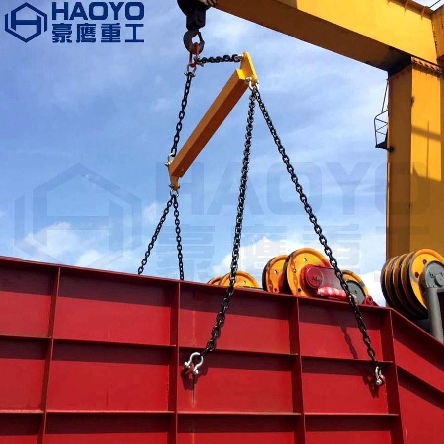 China I Beam Lift Container Spreader Beam for Sale Photos