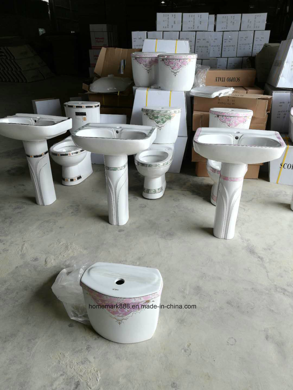 China Chaozhou Factory Sanitary Ware Ceramic Decorative