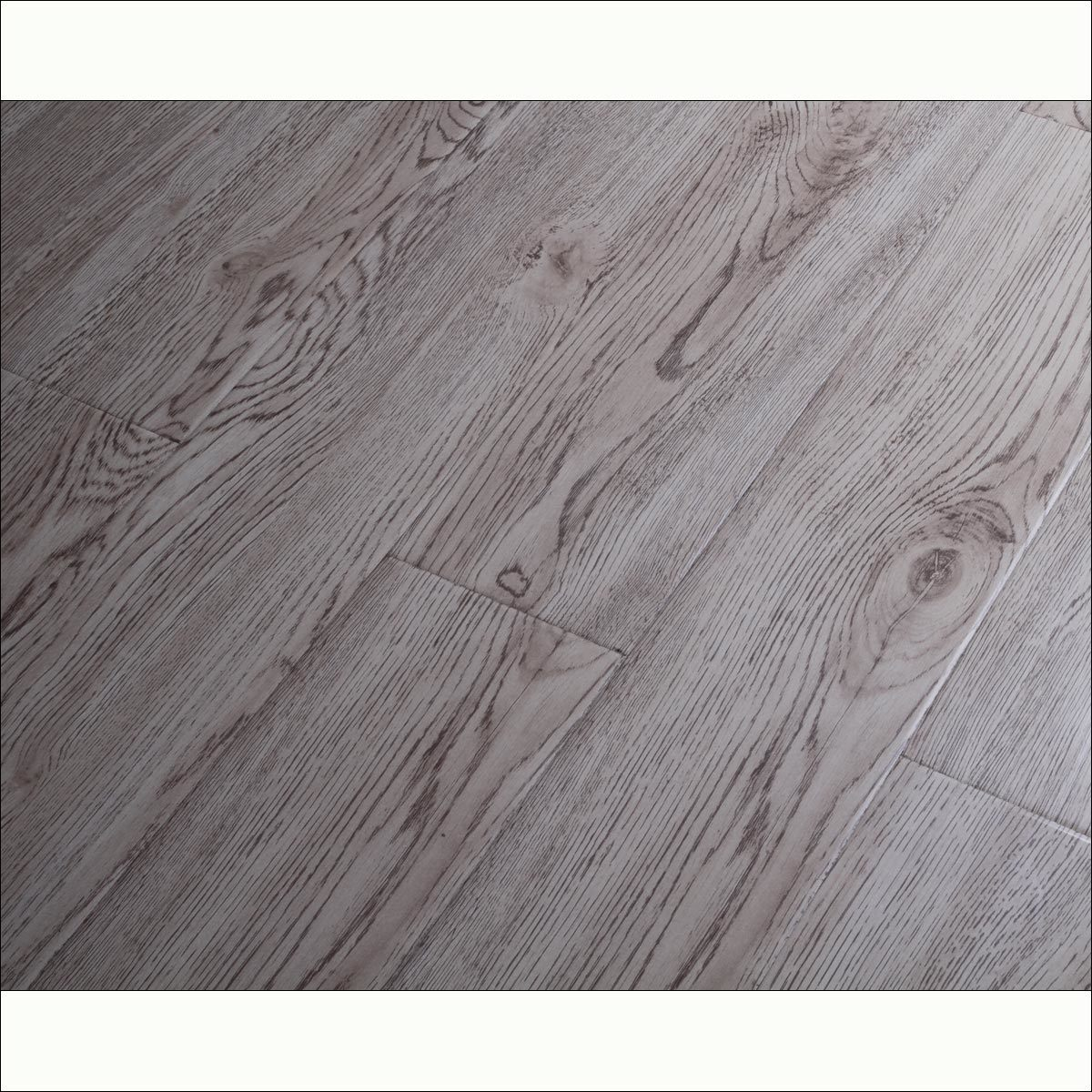 12mm U Groove High Gloss Laminate Flooring Wood