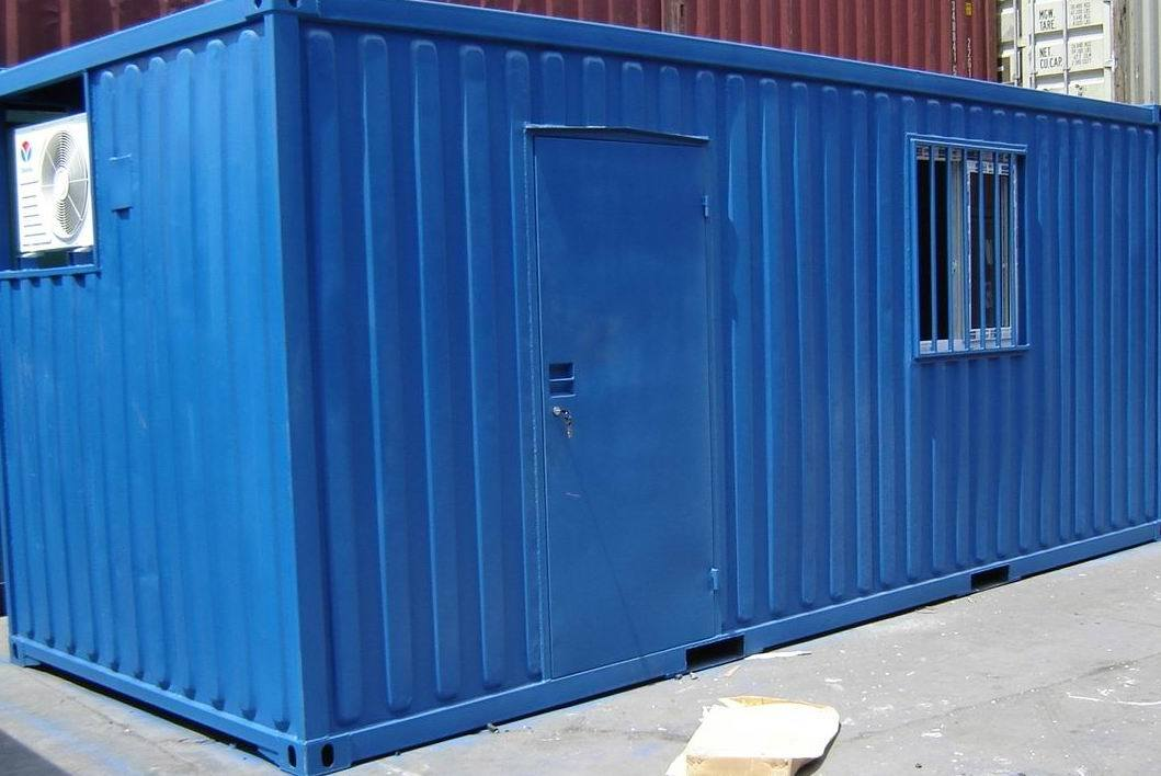 Smart Flexible White/Yellow/Blue/Green Prefabricated Expandable Container House (T I O 2.0)