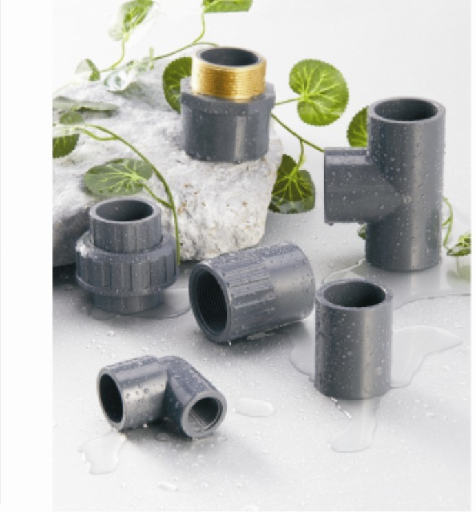 [Hot Item] PVC Pipe Fittings for Water Supply (SCH80)