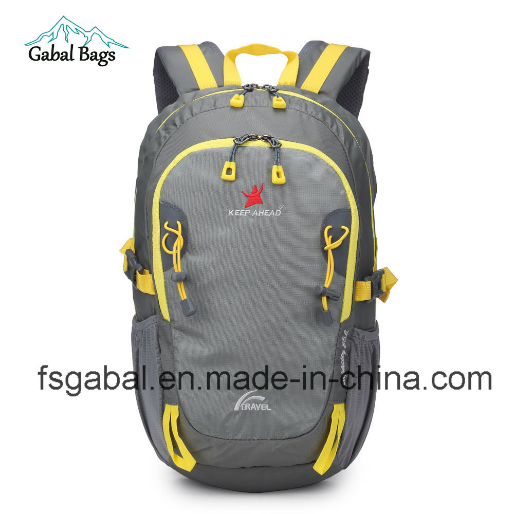 Nylon Lightweight High School Students Laptop Sport Travel Backpack Bag pictures & photos