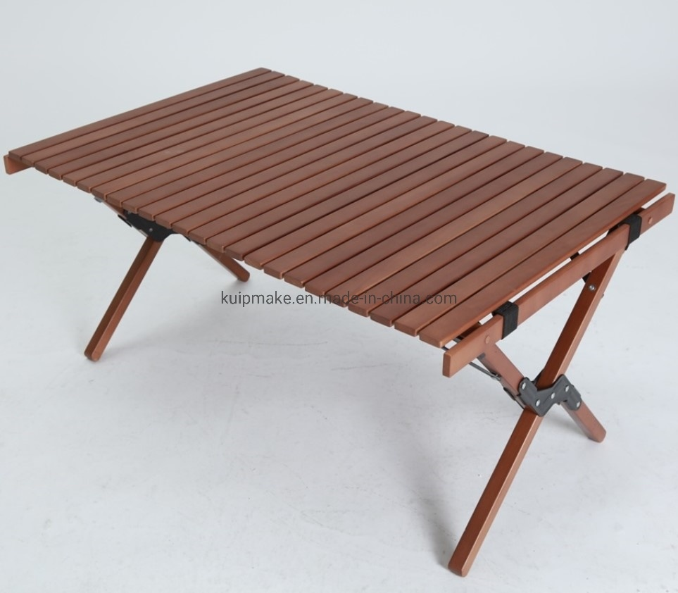 Sanction Enrich Fighter Wooden Table In, Folding Wooden Table For Garden