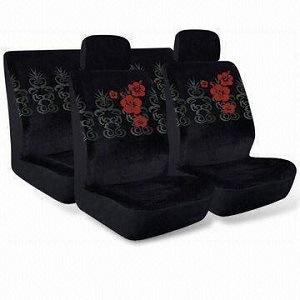 China Miscellaneous Fleece Car Seat Cover Bt2026 China Car Mat Mat