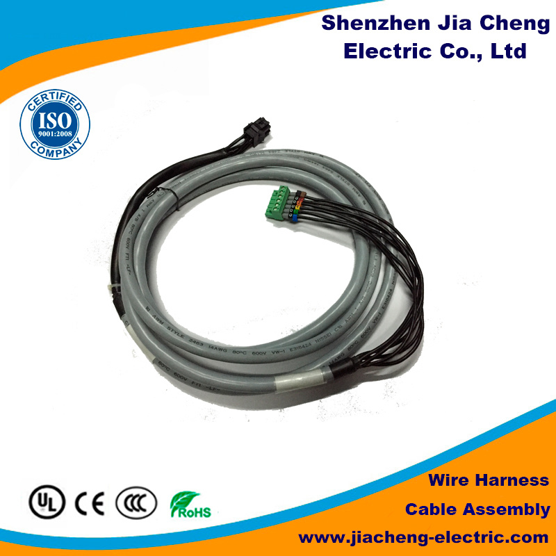 Wire Harness for Auto Car Power Speaker Cable Assembly