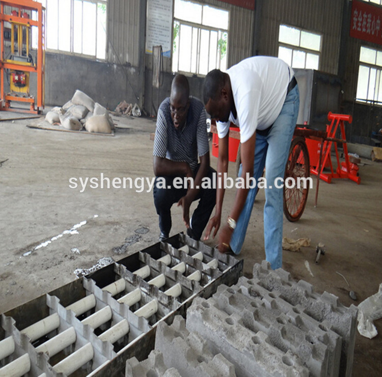 Small Clc Machine From China Shengya Clc Mould for Foam Block pictures & photos