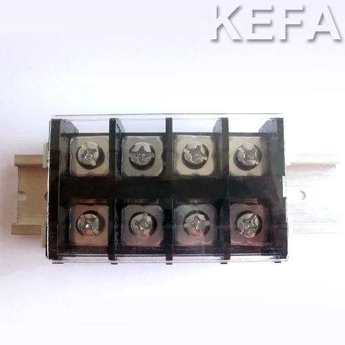 DIN Rail Terminal Block Connector pictures & photos