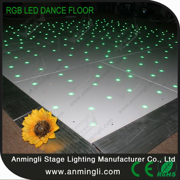 China Led Rgb Dance Floor Al 8451