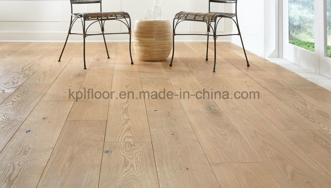 China Chevron Engineered Flooring Type And Wood Plywood