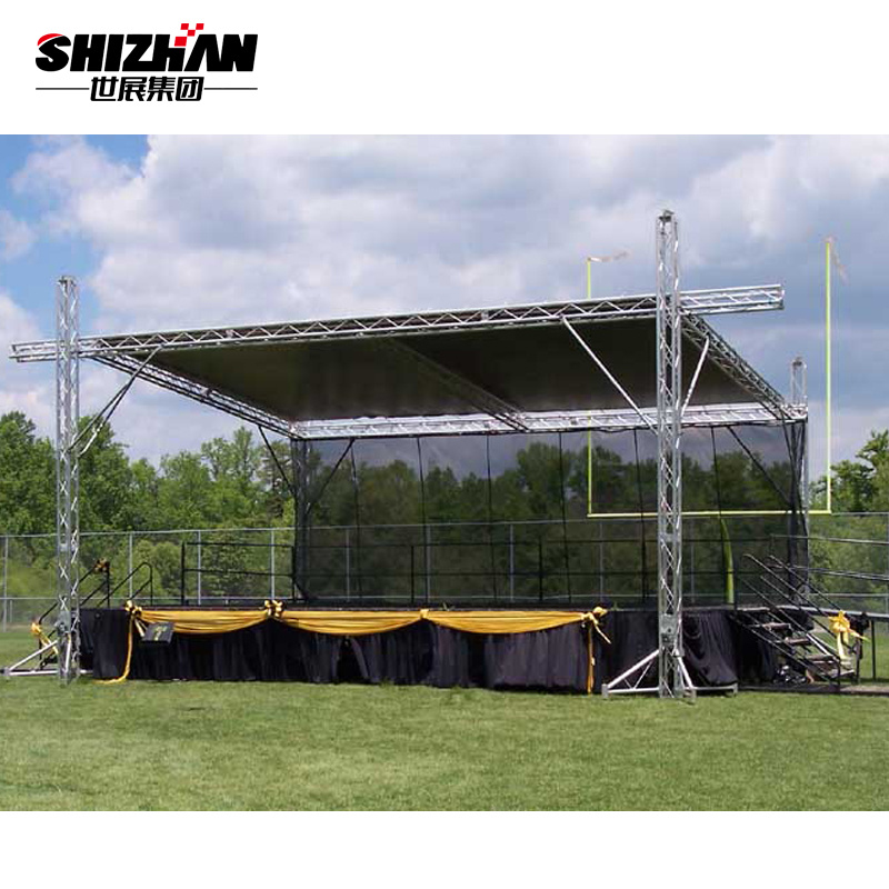 China Durable Strong Aluminum Roof Truss System Outdoor with Tent - China Light Truss Event Event Truss  sc 1 st  Jiangsu Shizhan Group Co. Ltd. & China Durable Strong Aluminum Roof Truss System Outdoor with Tent ...