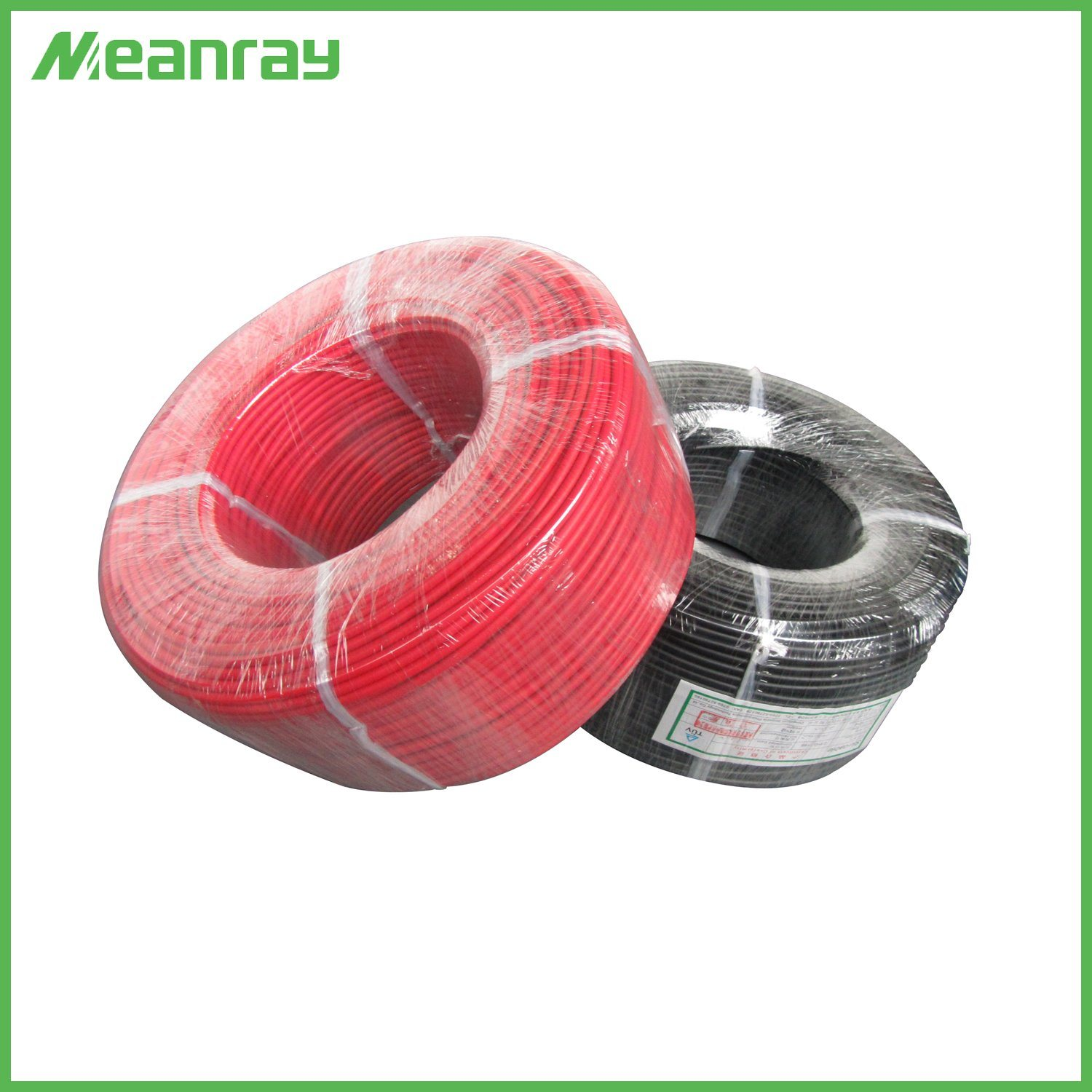 Photovoltaic Solar Cable PVC-260 Solar Cable Twins Core Solar Cable pictures & photos