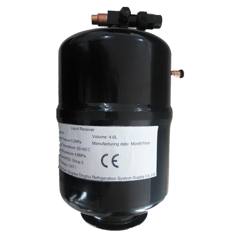 [Hot Item] Liquid Receiver 4 6L for Refrigeration