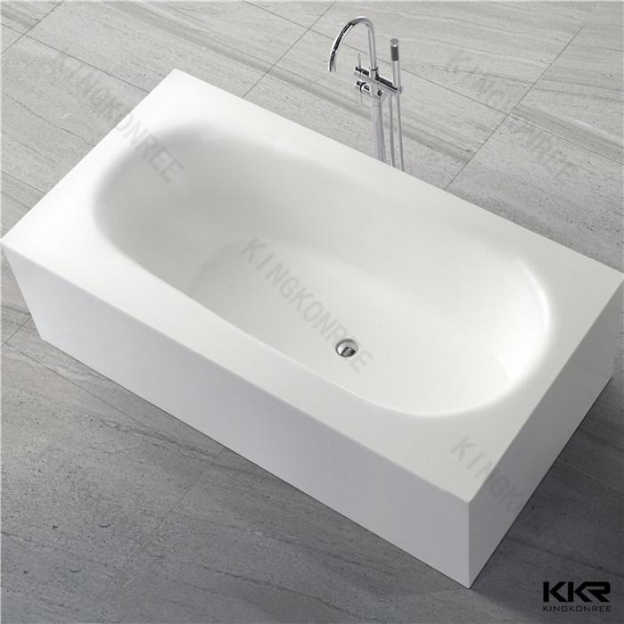 China Wholesale European Rectangular Marble Hot Soaking Tubs ...