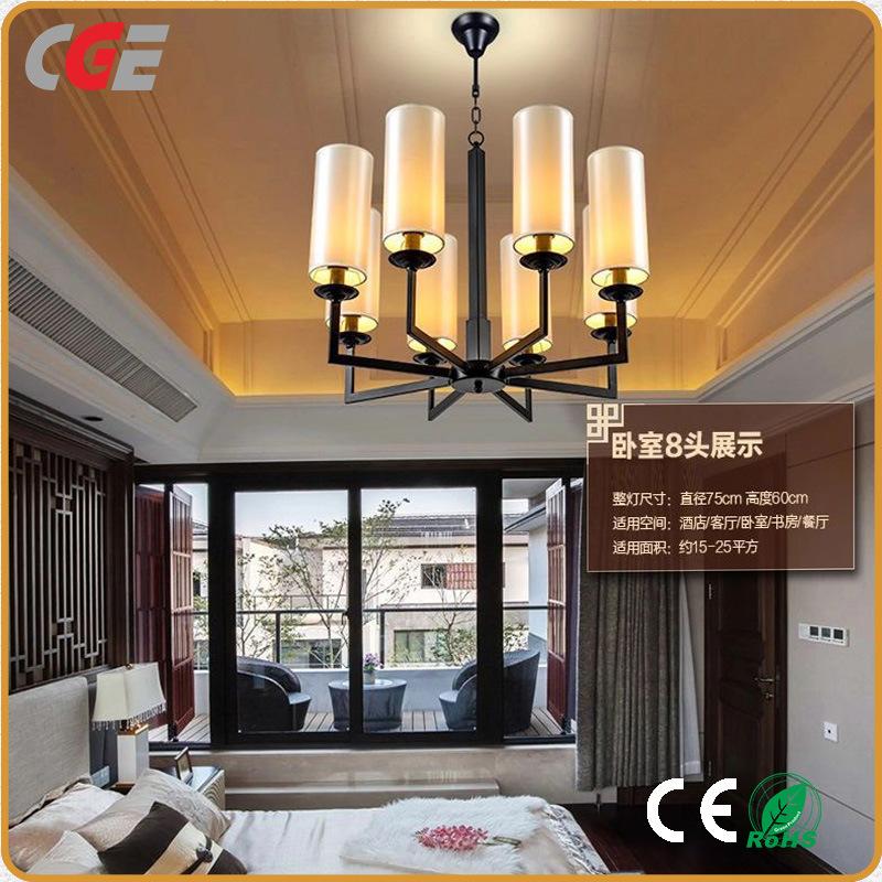 China Led Interior Lighting Led Pendant Lights Modern Simple Style