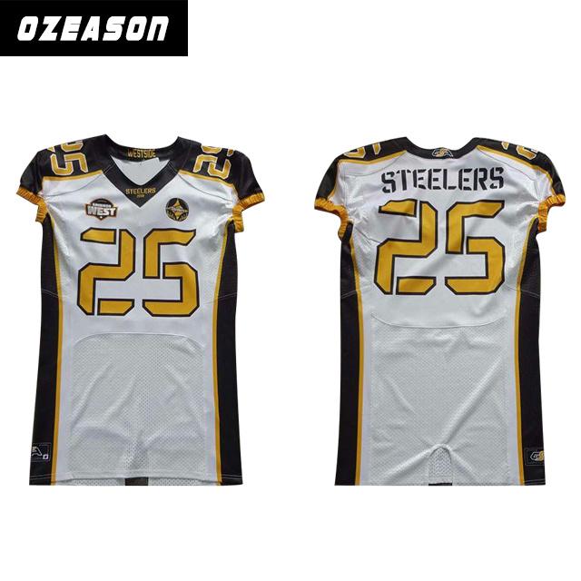 327cc5efc China Custom Made Cheap American Football Shirt Jersey (AF021) - China American  Football Jersey, American Football Shirts