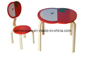 dd8f9d0a3db Kid Wooden Tables and Chairs Children Student Desk and Chair Set Solid Wood  Desk Table One Set (M-X3850)