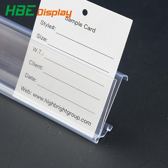 Strip document holders