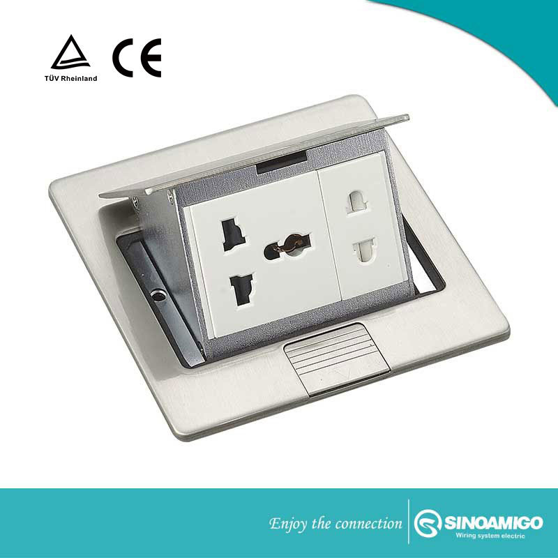 China Wiring System Revolution Output Electrical Outlet Socket Box ...