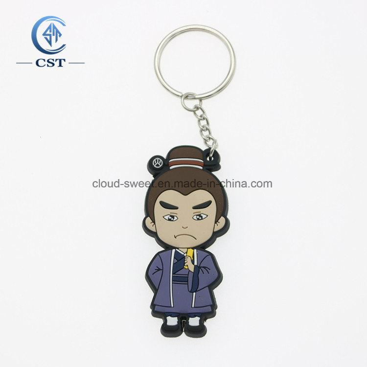 China Wholesale Custom Your Logo Self Defense Keychain China