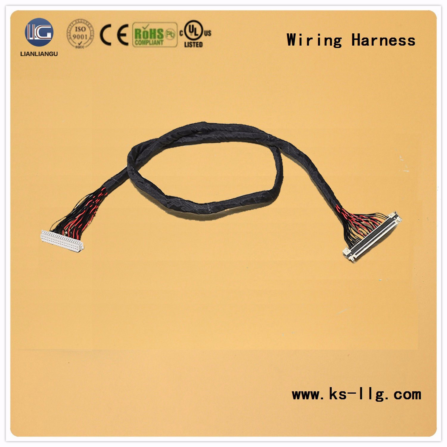 Oem Wiring Harness Connectors Quadlock China Connector Cable For Image Measuring Instrument Odm 1500x1500