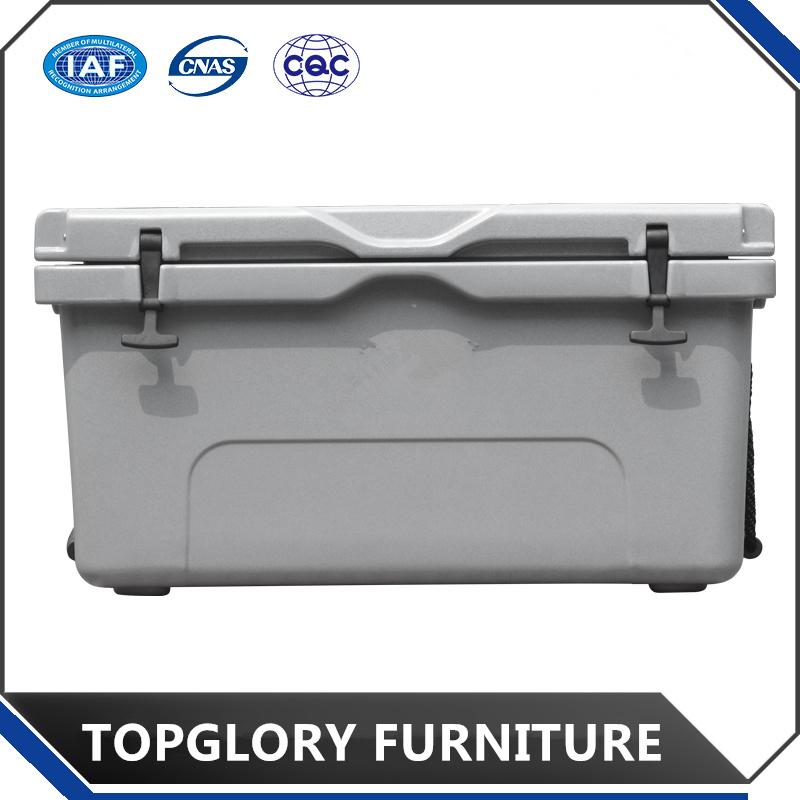 China Rotomolded Polyethylene Cooler Box Ice Cool Carry Box