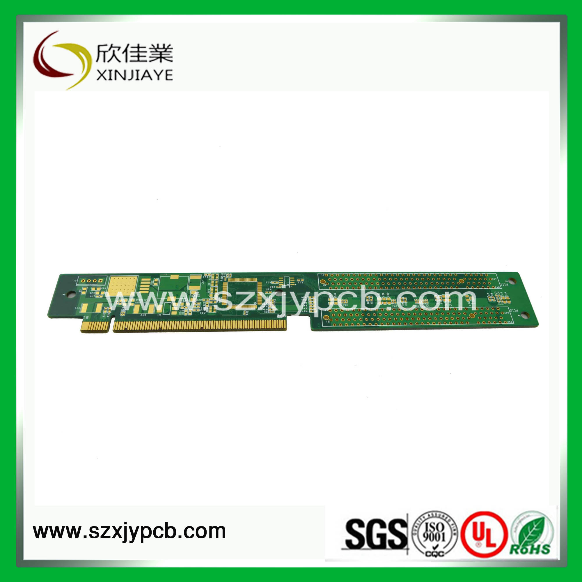 Chinese Xvideo Audio And Video Player Pcba For Oem China Multilayer Pcb Manufacturer Ul Rohs Ourpcb Prototype
